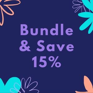 Other - Bundle and save 15%